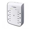 BelkinSurgePlusUSB壁挂式电涌保护器评测这款紧凑型插座安装式小工具可以检查所有盒子