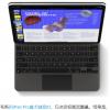 苹果的iPad Pro魔术键盘沉重的事实